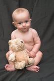το μωρό αντέχει Στοκ Φωτογραφία
