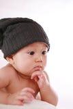 το μωρό φαίνεται έκπληξη Στοκ εικόνα με δικαίωμα ελεύθερης χρήσης