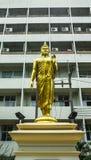 Το μόνιμο άγαλμα του Βούδα Στοκ φωτογραφία με δικαίωμα ελεύθερης χρήσης