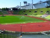 το μ το olympiastadion Στοκ φωτογραφία με δικαίωμα ελεύθερης χρήσης