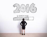 Το νέο έτος φορτώνει τώρα στοκ εικόνες με δικαίωμα ελεύθερης χρήσης