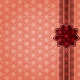 Διαμορφωμένο λουλούδι Στοκ φωτογραφίες με δικαίωμα ελεύθερης χρήσης