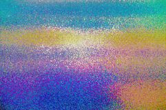 Το νέο διέστιξε το χρωματισμένο υπόβαθρο Στοκ φωτογραφίες με δικαίωμα ελεύθερης χρήσης