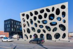 Το νέο στάδιο, νέο θέατρο, Plzen Στοκ Φωτογραφία