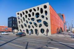 Το νέο στάδιο, νέο θέατρο, Plzen Στοκ Εικόνες