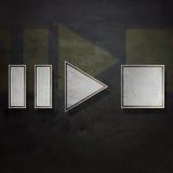 Ακουστικό πλαίσιο Στοκ εικόνες με δικαίωμα ελεύθερης χρήσης