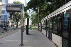 Το νέο τμήμα VLT Carioca ανοίγει αλλά δεν λειτουργεί Στοκ φωτογραφία με δικαίωμα ελεύθερης χρήσης