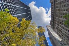 το νέο s του 2007 u Υόρκη πόλεων στοκ φωτογραφίες με δικαίωμα ελεύθερης χρήσης