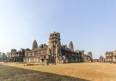 Το ναυπηγείο Angkor Wat, Siem συγκεντρώνει, Καμπότζη Στοκ φωτογραφία με δικαίωμα ελεύθερης χρήσης