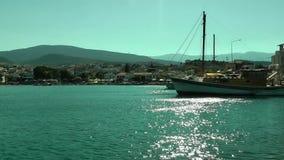 Το ναυτικό αποβαθρών και η θάλασσα φιλμ μικρού μήκους