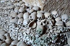 Το νεκροταφείο Fontanelle στη Νάπολη Ιταλία Στοκ εικόνες με δικαίωμα ελεύθερης χρήσης