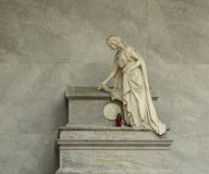 Το νεκροταφείο Mirogoj Στοκ φωτογραφία με δικαίωμα ελεύθερης χρήσης