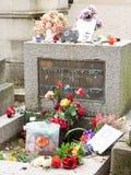 Το νεκροταφείο Pere Lachaise στο Παρίσι Στοκ φωτογραφία με δικαίωμα ελεύθερης χρήσης