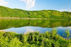 Το νερό λιμνών Στοκ Φωτογραφίες