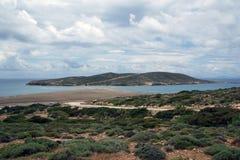 Το νησί της Ρόδου Ελλάδα Στοκ φωτογραφία με δικαίωμα ελεύθερης χρήσης