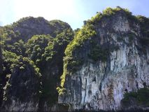 Το νησί του AO Nang Ταϊλάνδη Στοκ εικόνα με δικαίωμα ελεύθερης χρήσης