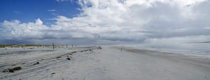 Το νησί Φλώριδα, παραλία Fernandina, Φλώριδα, ΗΠΑ της Amelia στοκ εικόνες