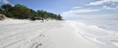Το νησί Φλώριδα, παραλία Fernandina, Φλώριδα, ΗΠΑ της Amelia στοκ φωτογραφία