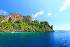 Το νησί στοκ εικόνα