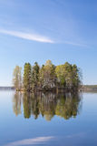 Το νησί Στοκ εικόνα με δικαίωμα ελεύθερης χρήσης