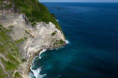 Το νησί Nusa Penida στην Ινδονησία στοκ φωτογραφία με δικαίωμα ελεύθερης χρήσης