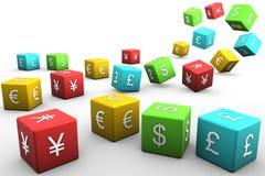 το νόμισμα χωρίζει σε τετρ ελεύθερη απεικόνιση δικαιώματος