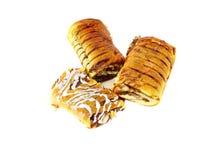 το νόστιμο αρτοποιείο μεταχειρίζεται   Στοκ Φωτογραφίες