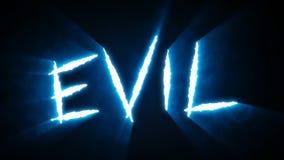 Το νύχι πετσοκόβει το κακό μπλε ελεύθερη απεικόνιση δικαιώματος