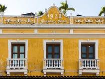 Το ξενοδοχείο del Reloj Plaza Torre del Reloj στην Καρχηδόνα, Colom Στοκ εικόνες με δικαίωμα ελεύθερης χρήσης