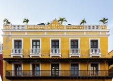 Το ξενοδοχείο del Reloj Plaza Torre del Reloj στην Καρχηδόνα, Colom Στοκ Εικόνες