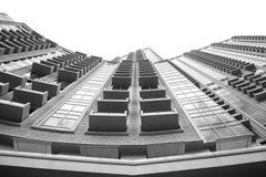 Το ξενοδοχείο λεωφόρων, μαρίνα του Ντουμπάι Στοκ Εικόνες