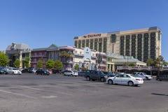 Το ξενοδοχείο της Ορλεάνης, πρωινό στο Λας Βέγκας, NV στις 14 Ιουνίου 2013 Στοκ εικόνα με δικαίωμα ελεύθερης χρήσης