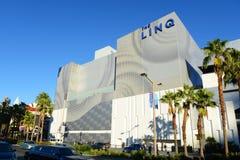 Το ξενοδοχείο LINQ και η χαρτοπαικτική λέσχη, Λας Βέγκας, NV Στοκ φωτογραφία με δικαίωμα ελεύθερης χρήσης