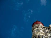 Το ξενοδοχείο Taj Στοκ φωτογραφία με δικαίωμα ελεύθερης χρήσης
