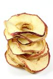 Το ξηρό μήλο χτυπά 01 Στοκ Φωτογραφία