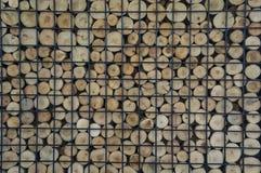 Το ξύλινο πάτωμα καυσόξυλου τοποθέτησε την κατασκευασμένη έννοια σε στρώματα Στοκ φωτογραφία με δικαίωμα ελεύθερης χρήσης