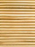 Το ξύλινο louver υπόβαθρο στοκ εικόνα