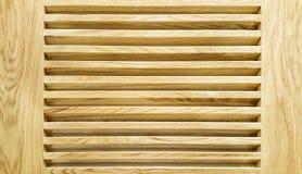 Το ξύλινο louver υπόβαθρο στοκ εικόνες με δικαίωμα ελεύθερης χρήσης