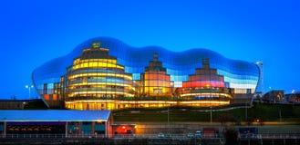 Το λογικό Gateshead στοκ εικόνα