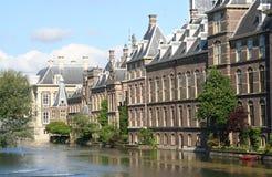 το ολλανδικό Κοινοβούλιο στοκ εικόνα