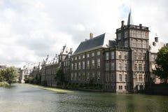 το ολλανδικό Κοινοβού&lambd Στοκ εικόνες με δικαίωμα ελεύθερης χρήσης