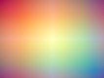 Το ουράνιο τόξο χρωμάτισε το θολωμένο υπόβαθρο Στοκ εικόνα με δικαίωμα ελεύθερης χρήσης