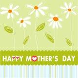 το λουλούδι ημέρας δίνει το γιο μητέρων mum απεικόνιση αποθεμάτων