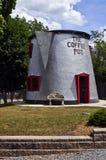 Το δοχείο καφέ Στοκ εικόνες με δικαίωμα ελεύθερης χρήσης