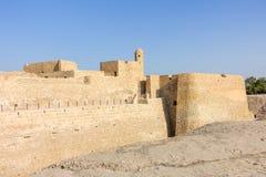 Το οχυρό του Μπαχρέιν Στοκ Εικόνες