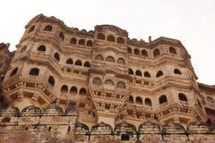 Το οχυρό Mehrangarh του Jodhpur στοκ φωτογραφίες με δικαίωμα ελεύθερης χρήσης