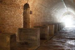 Οχυρό Pickens Φλώριδα Στοκ Εικόνα