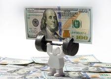 Το δολάριο στοκ εικόνες