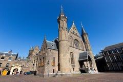 Το ολλανδικό Κοινοβούλιο Binnenhof Στοκ Φωτογραφία