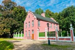Το ολλανδικό σπίτι σε Kuskovo. Μόσχα. Στοκ Εικόνα
